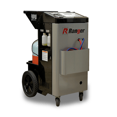 Range AC-134 CoolCharge vehicle A/C recovery machine