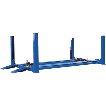 BendPak HD-27XA truck alignment lift extended