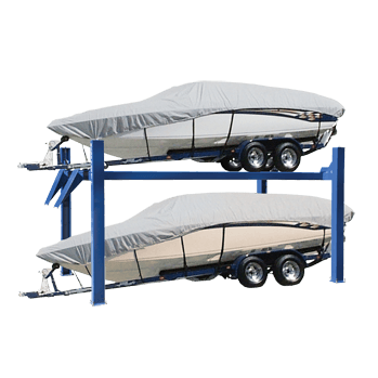 Boat storage solutions from BendPak