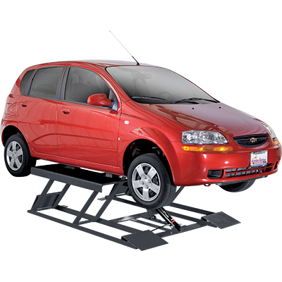 LR-60 Low-Rise Pad Lift by BendPak