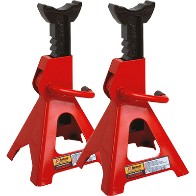 RJS-3T 3 ton (2.7-mt.) Jack Stands / Set of Two