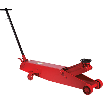 RFJ-10TL 9-mt. Long Frame Floor Jack