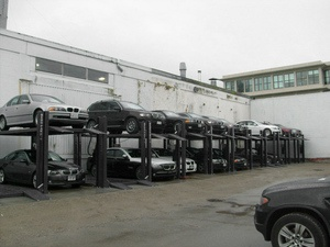 Parking Lifts Dealerships BendPak