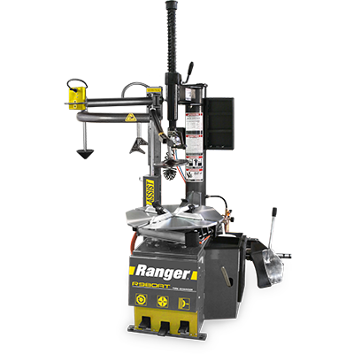 R980AT Tyre Changer / Swing Arm / Single-Tower Assist / 533 mm Capacity