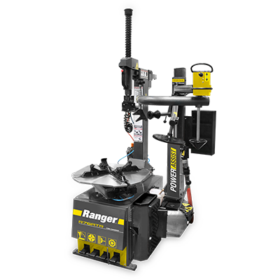 R76ATR Tyre Changer / Tilt-Back / Right-Tower Single Assist / 762 mm Capacity