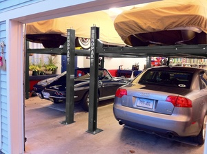 BendPak Garage Hoists Home Car Storage