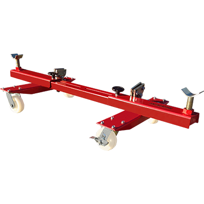 RCD-2V 1996-kg. Capacity Vehicle Dolly