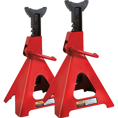 RJS-6T 6 tons (5.4-mt.) Jack Stands / Set of Two
