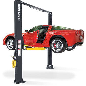 Car Hoists 2 Post Hoists 4 Post Hoists Garage Equipment Bendpak