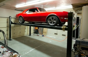Camaro BendPak 4 Post Car Hoist Home Garage