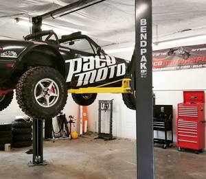Miata Offroad BendPak 2 Post Hoist